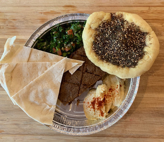 Beef Individual Platter