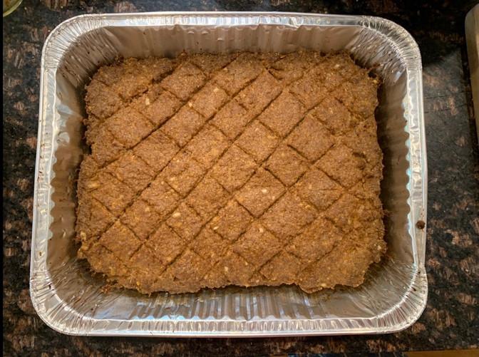 Beef Kibbeh Family Platter Tray