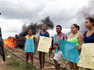 Os despejos dos moradores da Transnordestina, no Maranhão