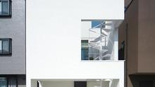【住まい百景】白の家
