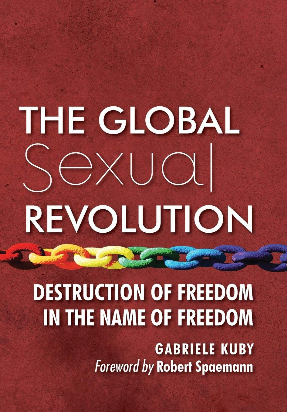 El libro La Revolución Sexual Global