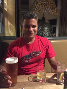 Spotlight on Queens writers: Carlos Hiraldo, author of Machu Picchu Me
