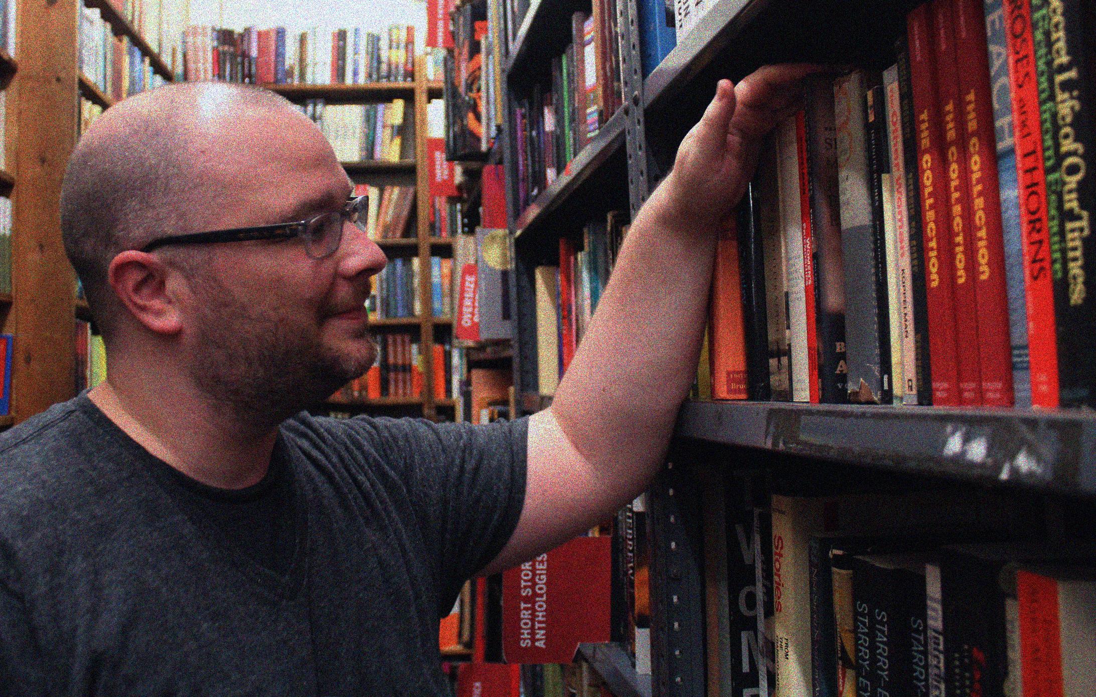 Fredrick-side bookstore