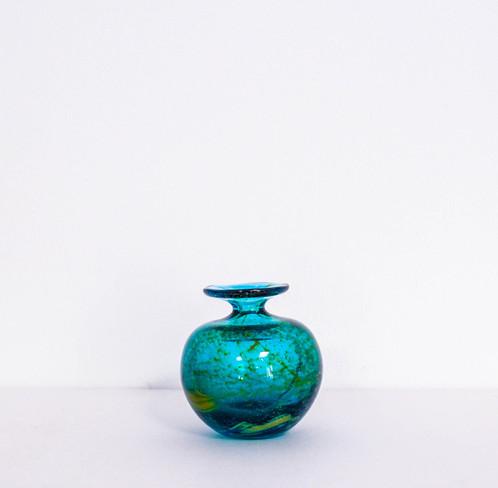 Apple Murano Vintage Vase