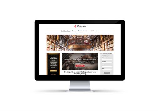 The Academyst Web Design