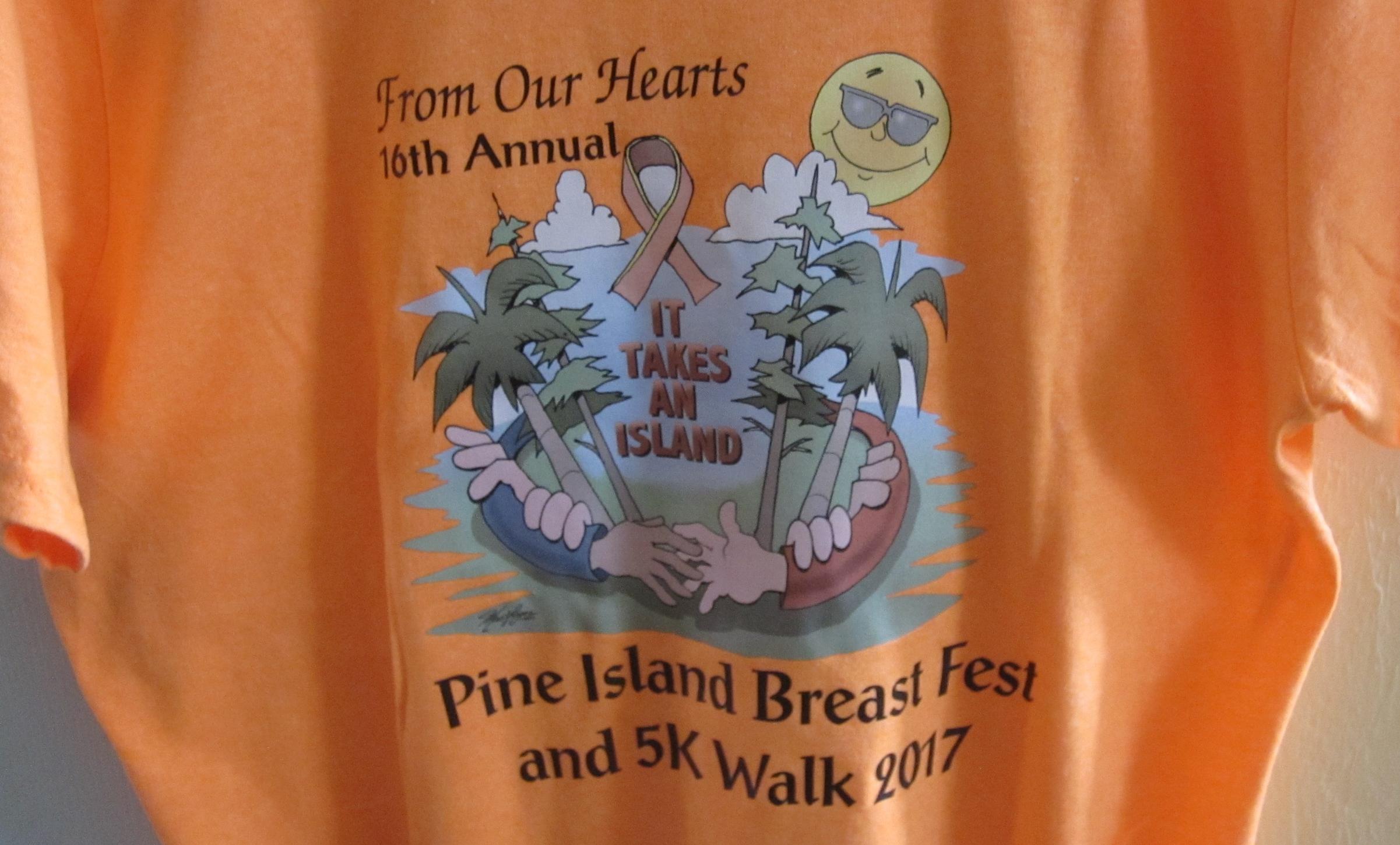 2017 Breastfest T-Shirt