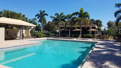 Clubhouse and heated pool