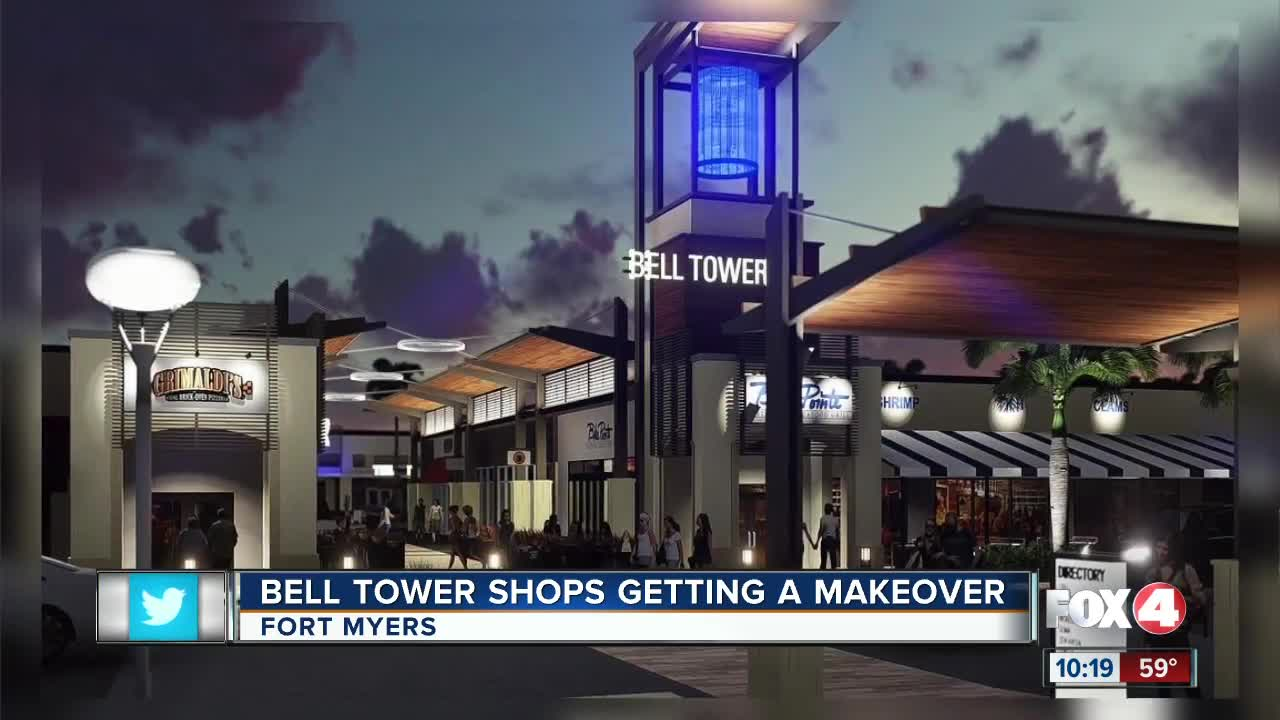 Bell Tower Mall