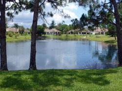 East Pond facing South