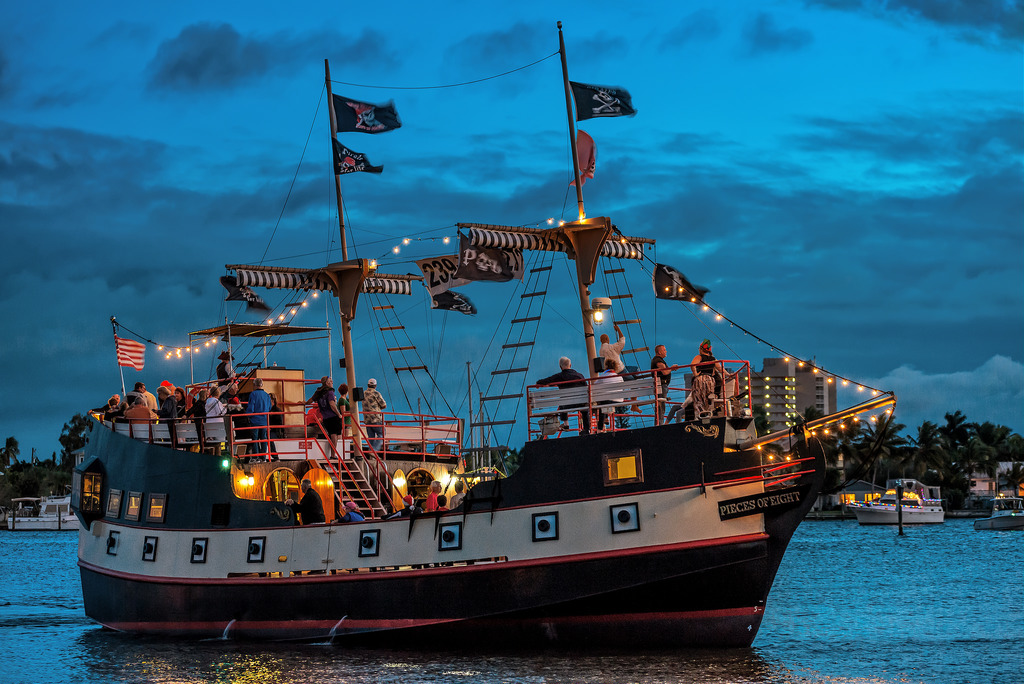 Fort Myers Pirate Cruise