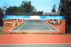 Tennis Court No. 1