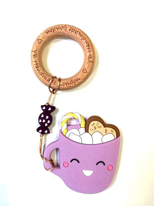 Magical Hot Chocolate Teething Bracelet
