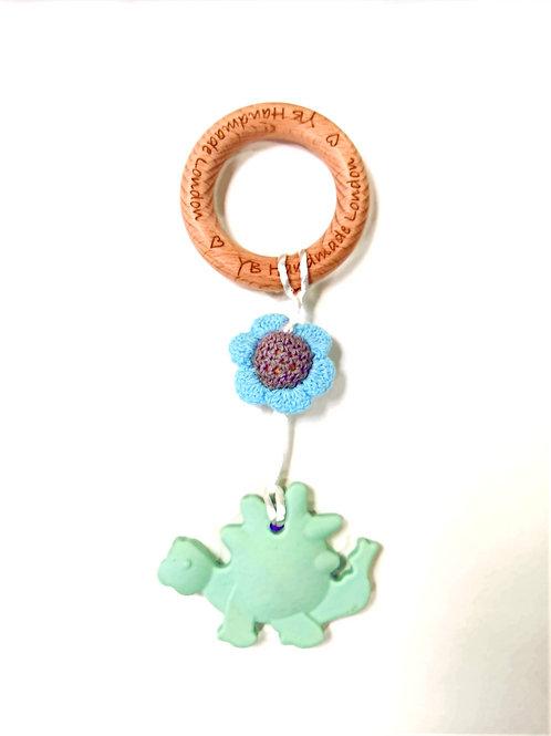 Dinosaur Teething Bracelet