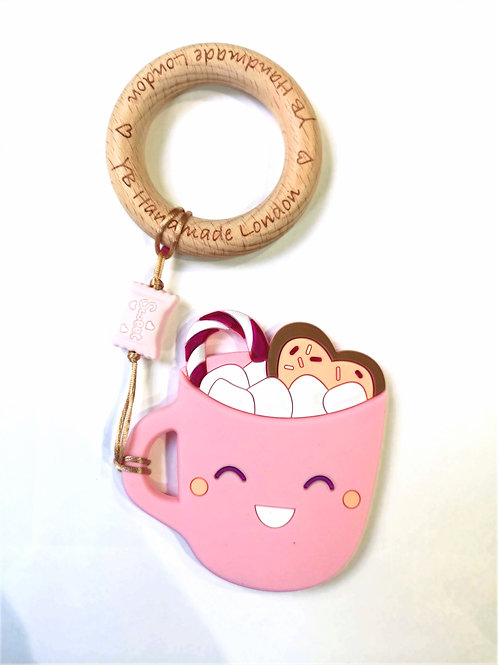 Magical Hot Chocolate Teething Bracelet