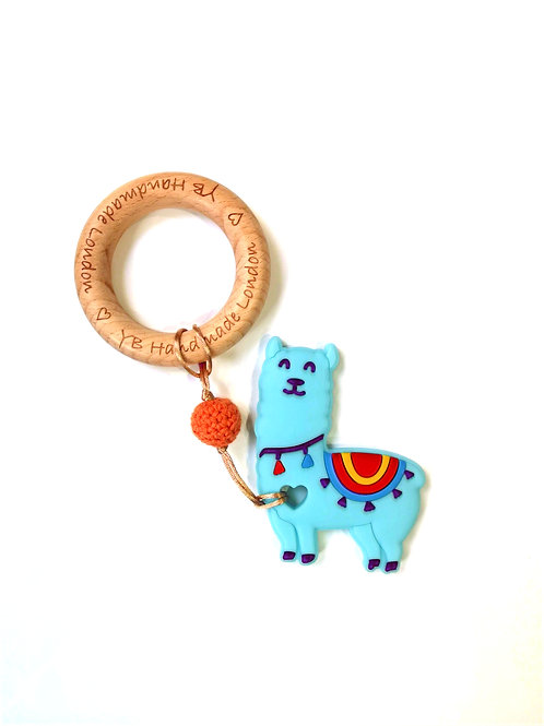 Lama Teething Bracelet