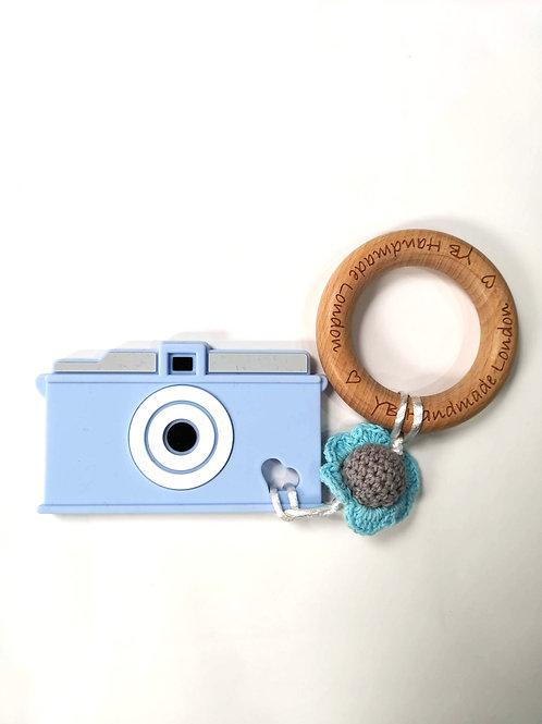 Camera Teething Bracelet