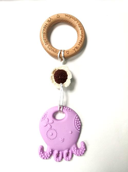 Octopus Teething Bracelet