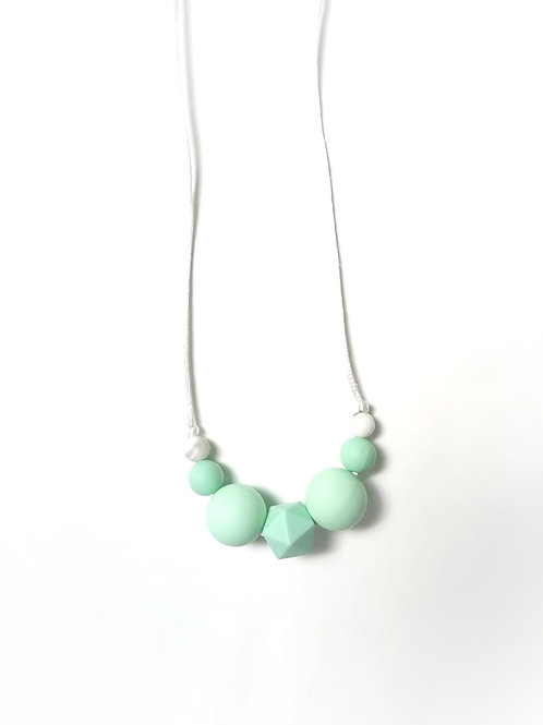 The Mint Mother&Baby Teething Necklace