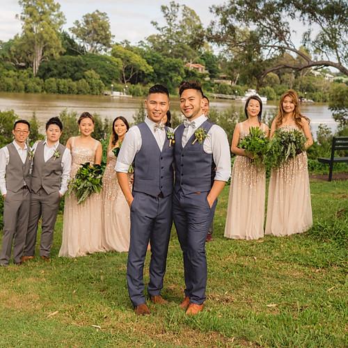 Tim & Nic's Wedding
