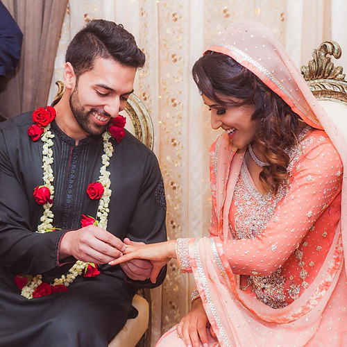 Hafsa and Salman's Engagement