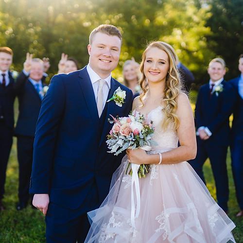 Georgia and Daniel's Wedding