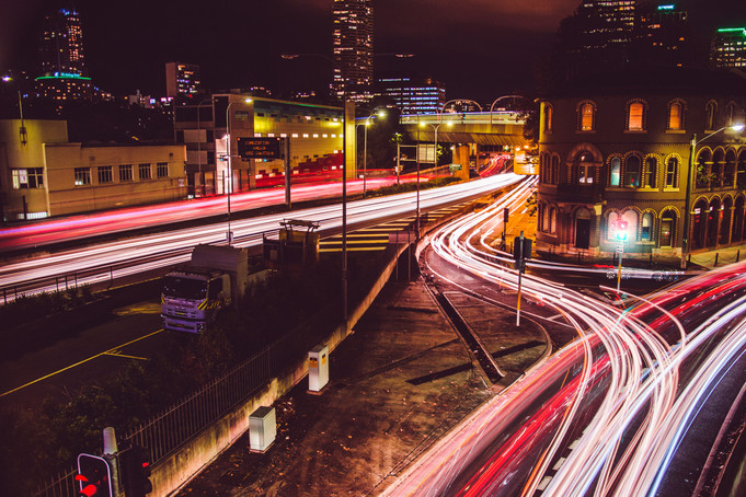Ideas: Light Trails