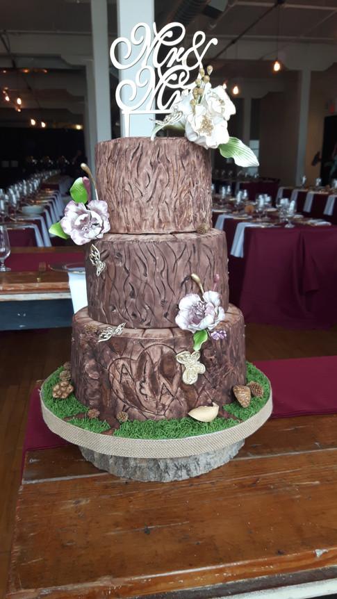 Designer Cake - Nature Lover