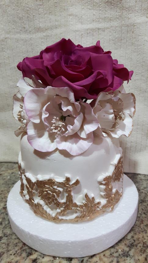 Designer Cake - Edible centre piece