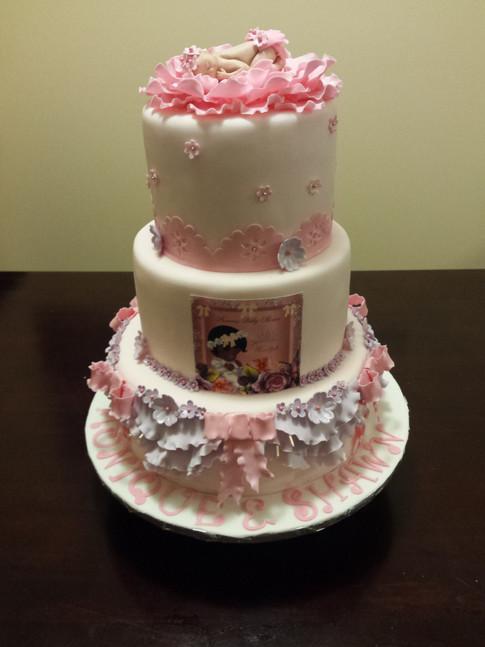 Designer Cake - My Baby Love