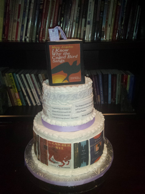 Deisgner Birthday Cake