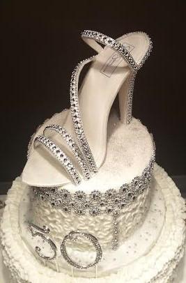 Designer Birthday Cake -