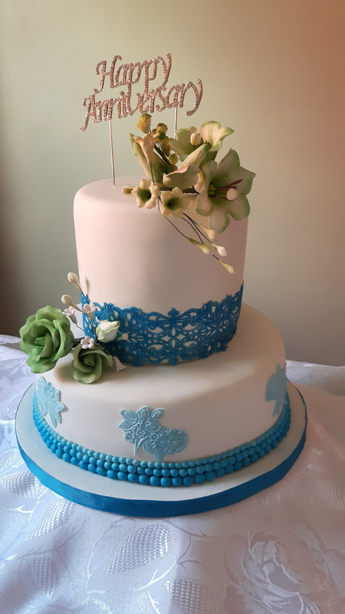 Designer Cake -