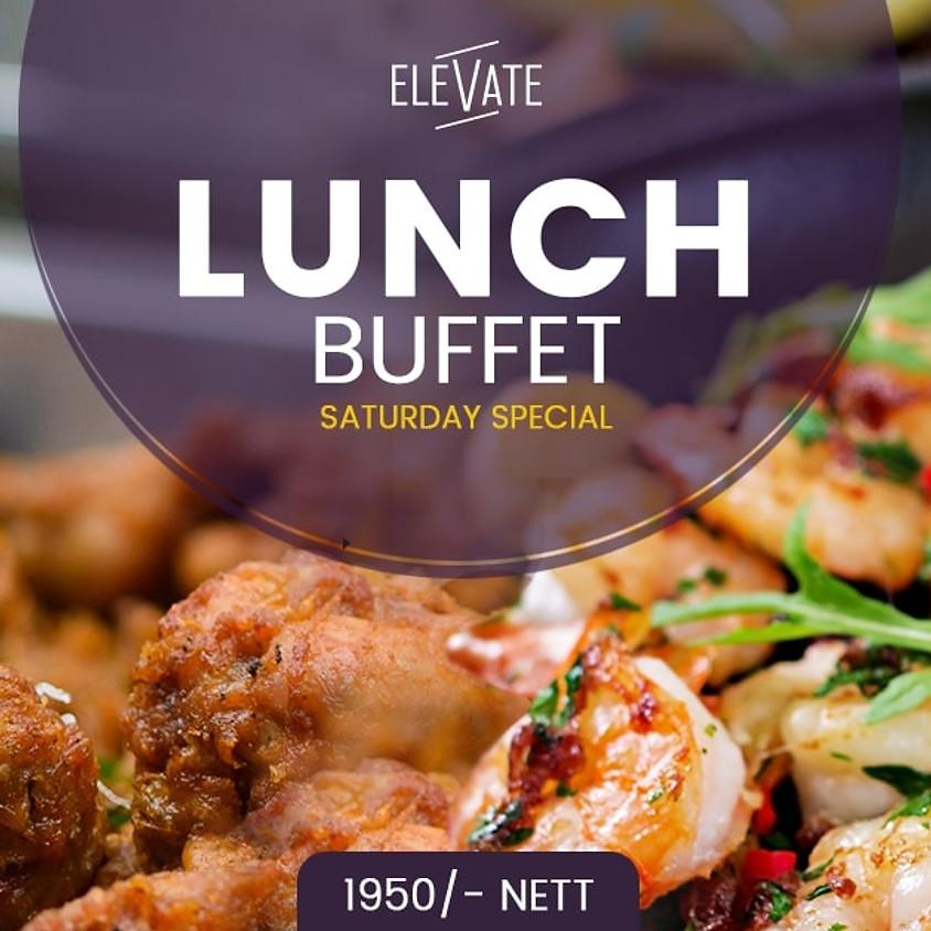 Saturday Lunch Buffet