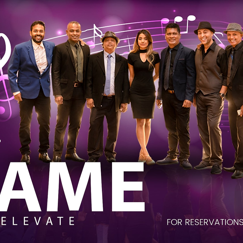 Flame - Live at Elevate