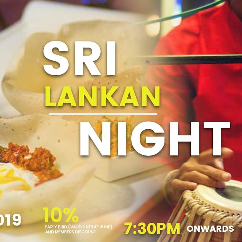 Sri Lankan Night