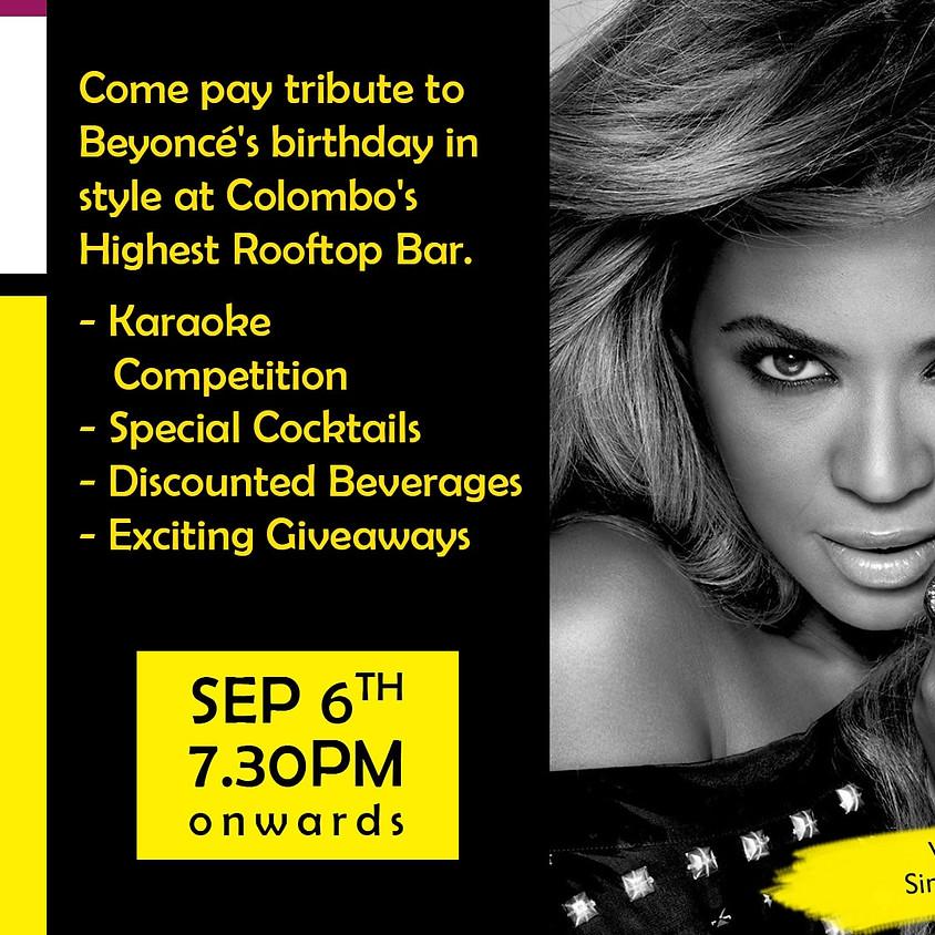 Battle of the Beyhive: Beyonce Karaoke Night