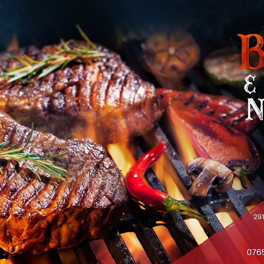B.B.Q and Grill Night