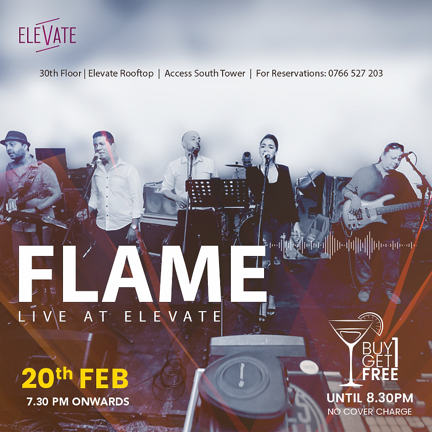 Flame at Elevate
