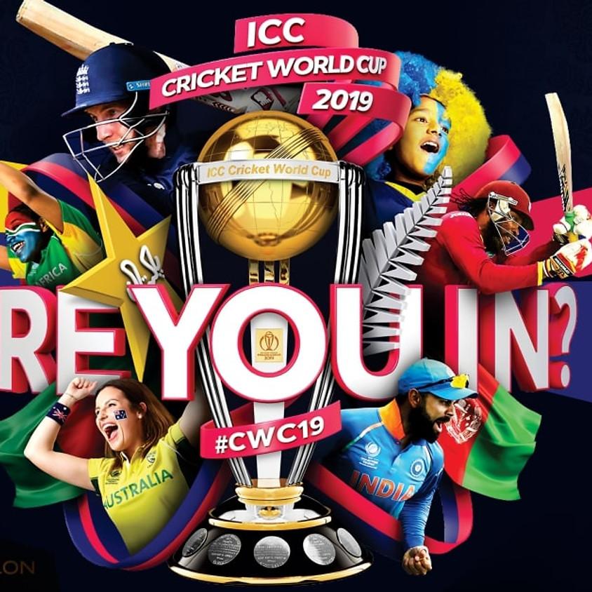 ICC Cricket World Cup - Match Screenings