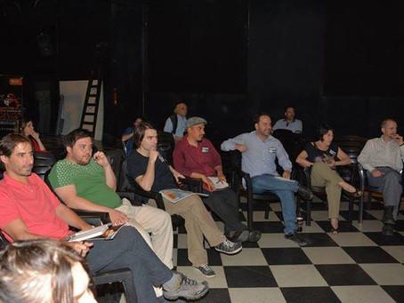 1º Encuentro Nacional de Organizadores de Milongas y Prácticas