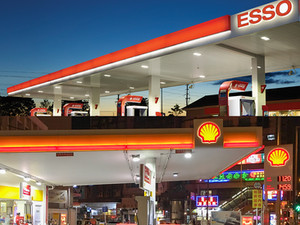 Esso Kwai Chung and Shell San Hui