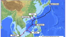 Submarine Cable Laying from Chung Hom Kok to Eastern waters