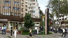 Pedestrian Improvement Scheme at Prince Edward Road West