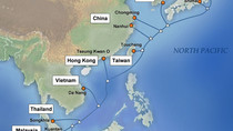 Asia Pacific Gateway (APG) Submarine Cable between South Korea and Malaysia