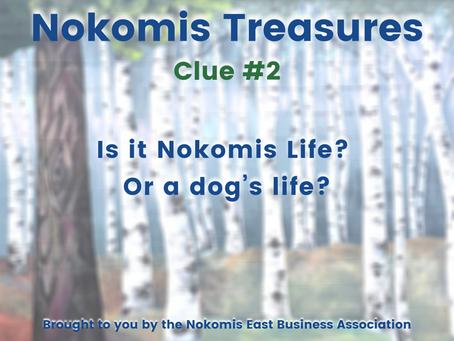 Nokomis Treasures: CLUE #2