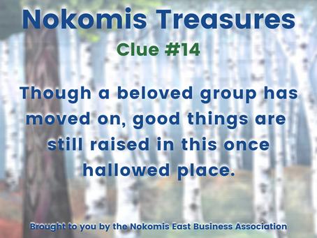 Nokomis Treasures: CLUE #14