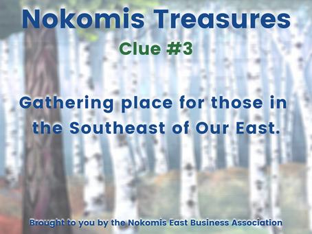 Nokomis Treasures: CLUE #3