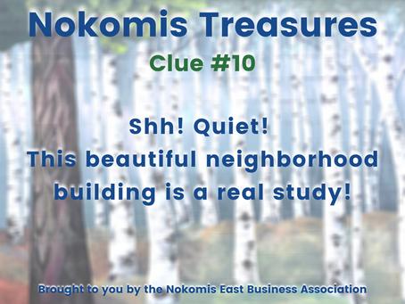 Nokomis Treasures: CLUE #10
