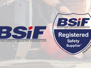 It's official, DCC are BSIF members!