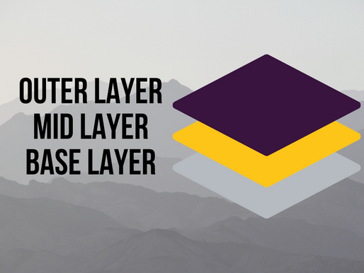 What is the three layer principle?
